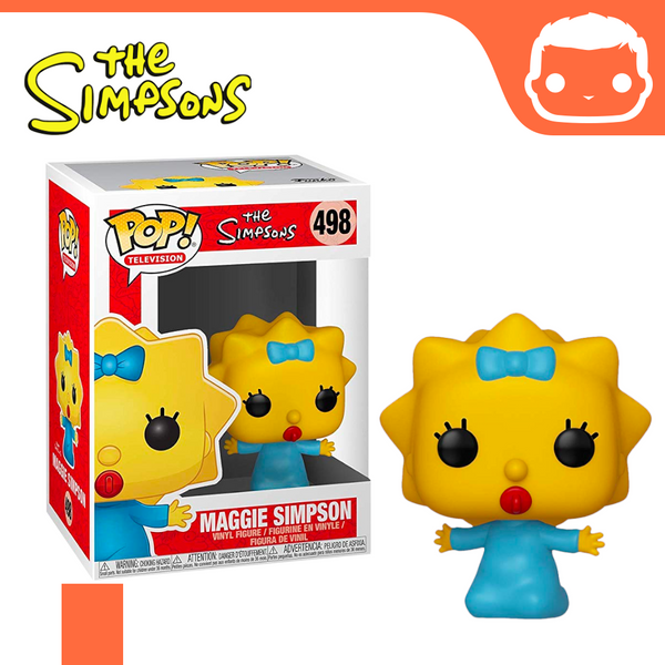 #498 - The Simpsons - Maggie Simpson