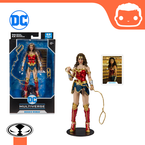 DC Multiverse - Wonder Woman 7 Inch Action Figure