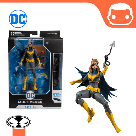 DC Multiverse - Batgirl 7 Inch Action Figure