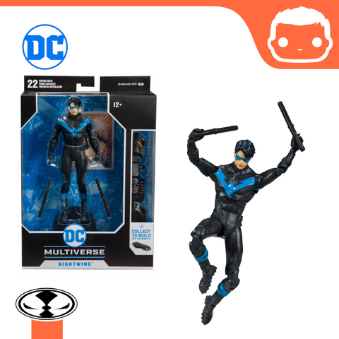 DC Multiverse - Nightwing 7 Inch Action Figure