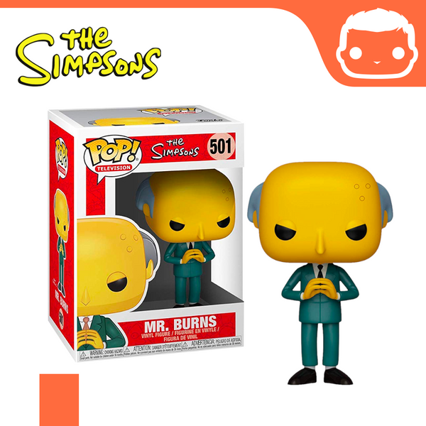 #501 - The Simpsons - Mr. Burns