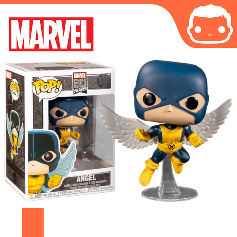 #506 - Marvel - Angel First Appearance