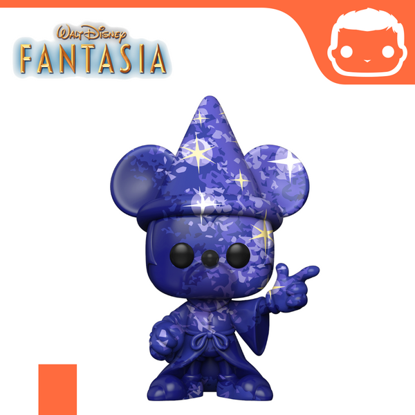 #TBC - Fantasia 80th - Artist Series Mickey #1 With Pop Protector [Pre-Order]