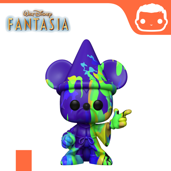 #TBC - Fantasia 80th - Artist Series Mickey #2 With Pop Protector [Pre-Order]