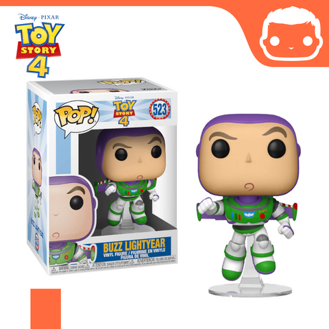 #523 - Toy Story 4 - Buzz Lightyear