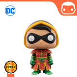 #TBC - DC Universe - Imperial Palace - Robin - Box of 6 - Guaranteed Chase! [Pre-Order]