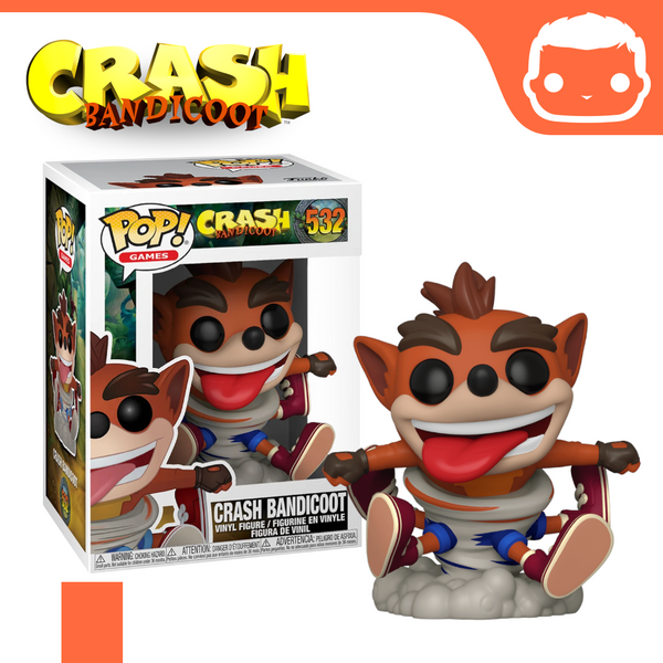 #532 - Crash Bandicoot - Crash