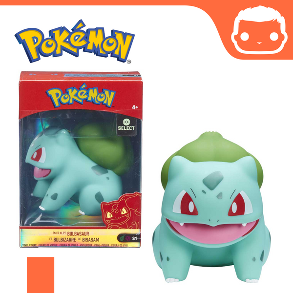 Pokemon 4 Inch Vinyl Figure - Bulbasaur