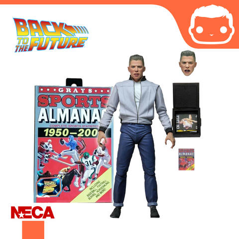 NECA - Back to the Future – 7″ Scale Action Figure – Ultimate Biff