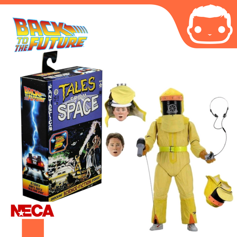 NECA - Back to the Future – 7″ Scale Action Figure – Ultimate Space Marty