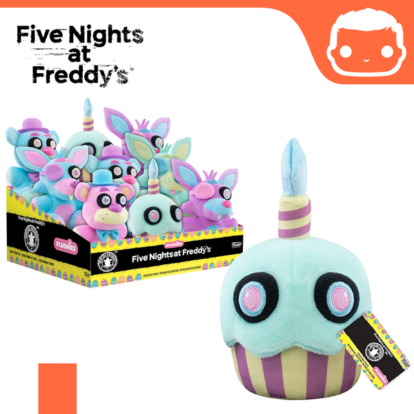 Five Nights at Freddy's - Green Cupcake Plush