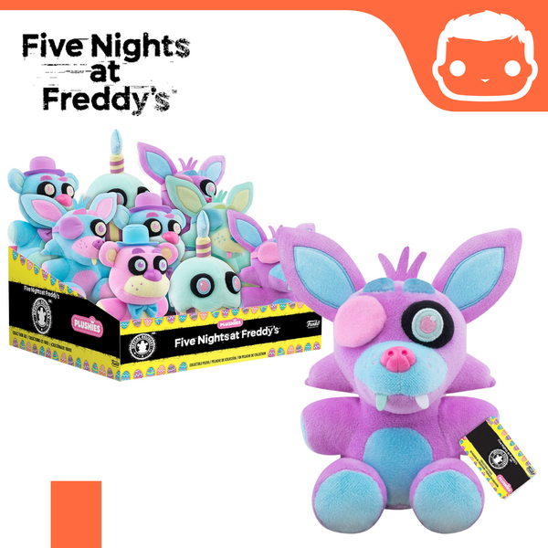 Five Nights at Freddy's - Purple Foxy Plush
