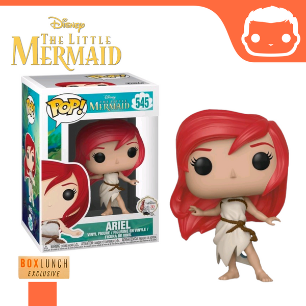 #545 - The Little Mermaid - Ariel in Sail Dress - Box Lunch Exclusive