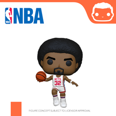 #TBC - NBA Legends - Julius Erving [Pre-Order]