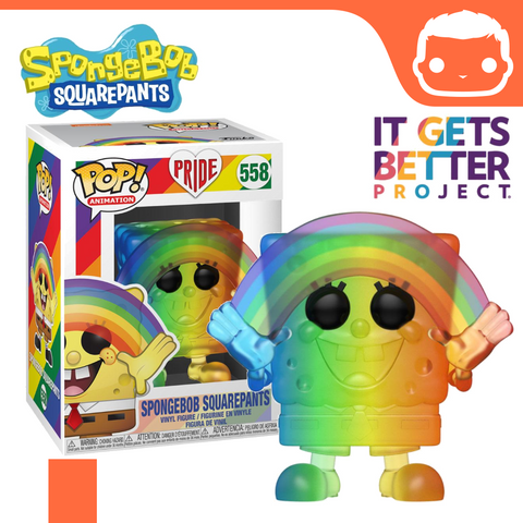 #558 - Spongebob Squarepants - Pride Exclusive