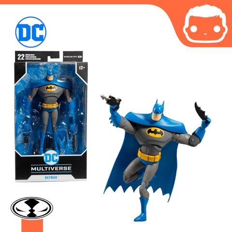 DC Multiverse - Animated Batman 7 Inch Action Figure