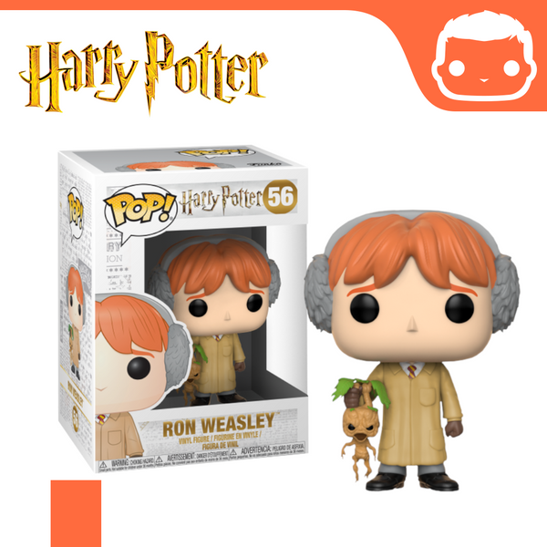 #56 - Harry Potter - Ron Weasley