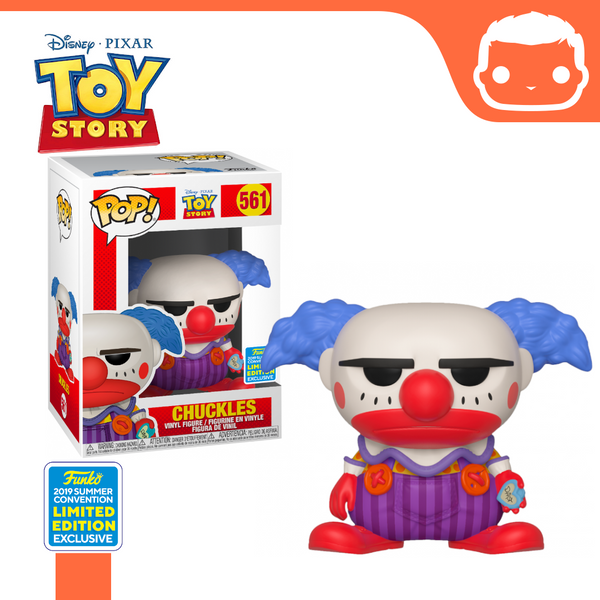 #561 - Toy Story - Chuckles (SDCC Exclusive)