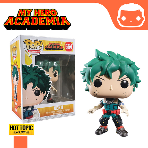 #564 - My Hero Academia - Deku - Hot Topic Exclusive