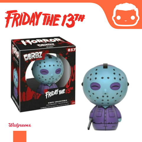#57 - Friday The 13th - Jason Voorhees Dorbz Walgreens Exclusive