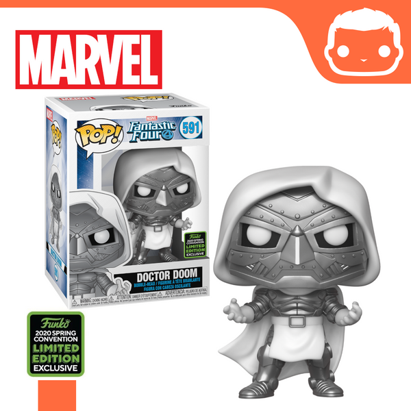 #591 - Marvel - Doctor Doom - Spring Convention Exclusive