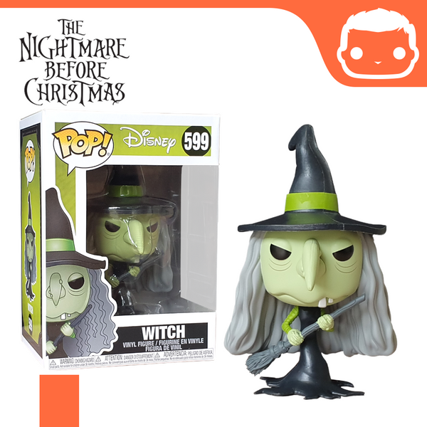 #599 - The Nightmare Before Christmas - Big Witch