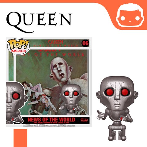 #6 - Albums - News of the World - Queen [Pre-Order]