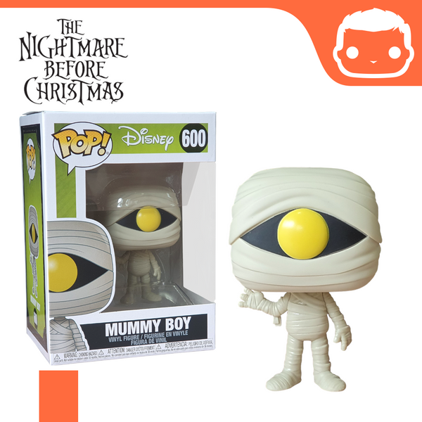 #600 - The Nightmare Before Christmas - Mummy Boy
