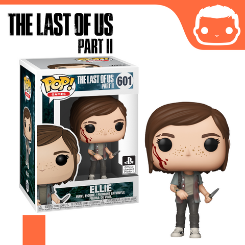 #601 - The Last Of Us Part II - Ellie [Pre-Order]