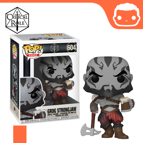 #604 - Critical Role - Grog Strongjaw [Pre-Order]