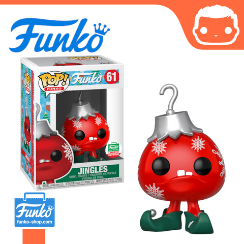 #61 - Funko - Jingles - Funko Shop Exclusive