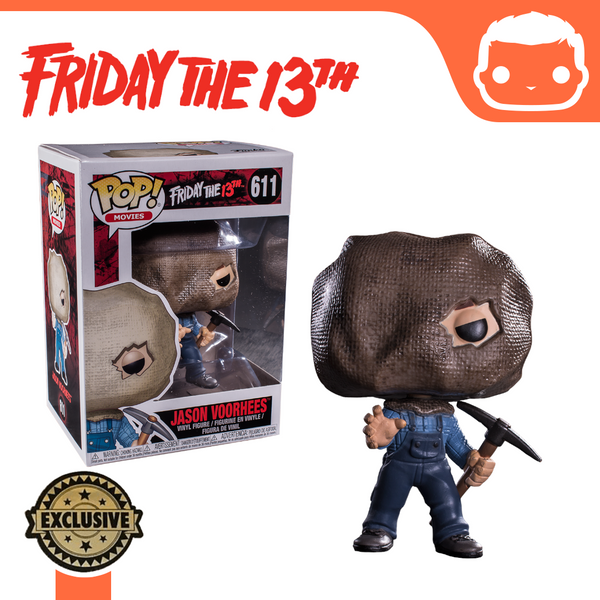 #611 - Jason Voorhees With Bag Mask Exclusive [Damaged]