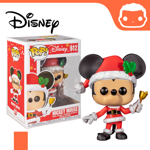 #612 - Disney Holiday Pop! - Mickey Mouse