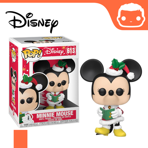#613 - Disney Holiday Pop! - Minnie Mouse
