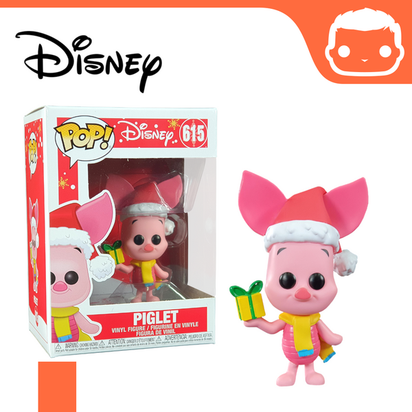 #615 - Disney Holiday Pop! - Piglet