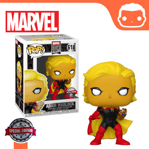 #618 - Marvel - Adam Warlock Exclusive