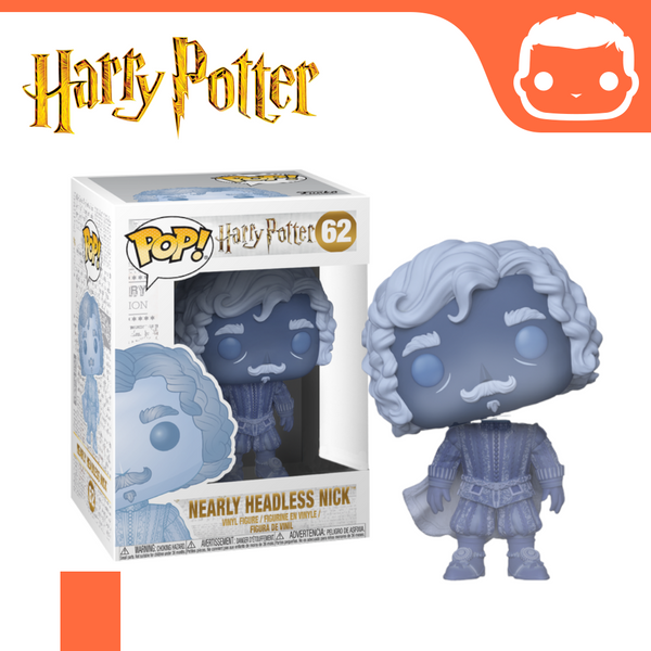 #62 - Harry Potter - Nearly Headless Nick