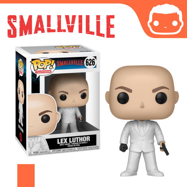 #626 - Smallville: Lex Luthor