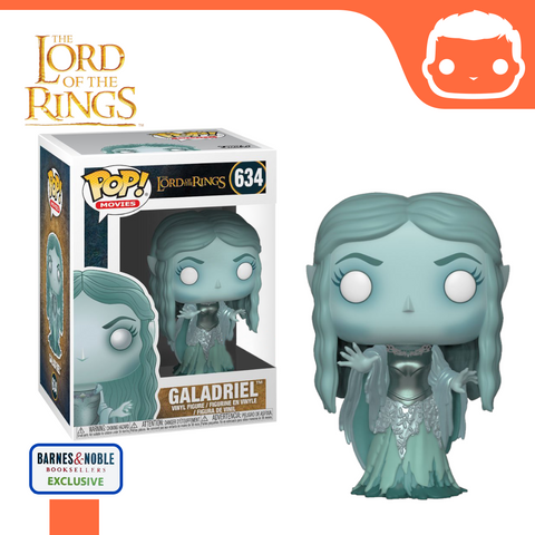 #634 - LOTR - Galadriel Tempted - Barnes & Noble Exclusive [Damaged]