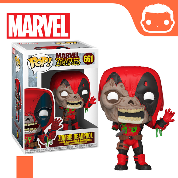 #661 - Marvel Zombies - Zombie Deadpool [Pre-Order]
