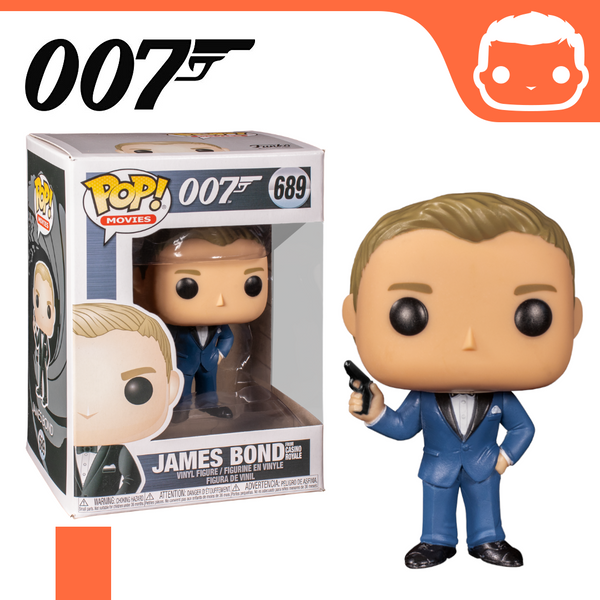 #689 - James Bond - Daniel Craig (Casino Royale)