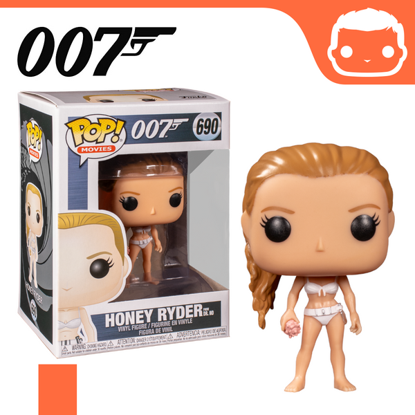 #690 - James Bond - Honey Ryder