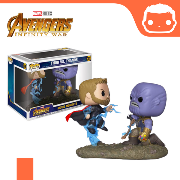 #707 - Infinity War - Thor Vs Thanos Movie Moment