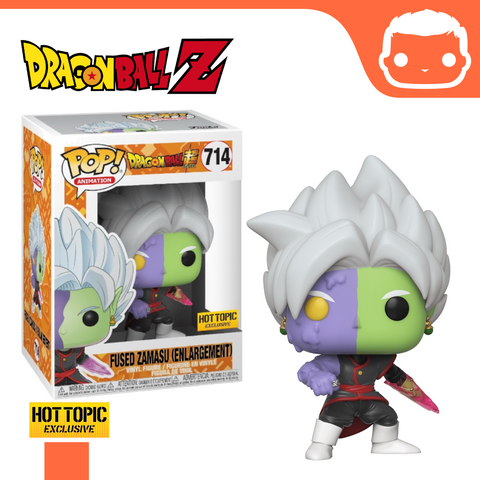 #714 - Dragonball Z - Fused Zamasu (Enlargement) Hot Topic Exclusive [Damaged]