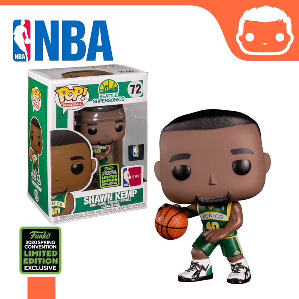 #72 - Basketball - Shawn Kemp - Spring Convention 2020 Exclusive