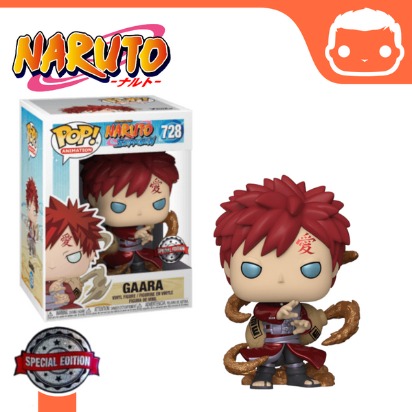 #728 - Naruto - Gaara Metallic Exclusive