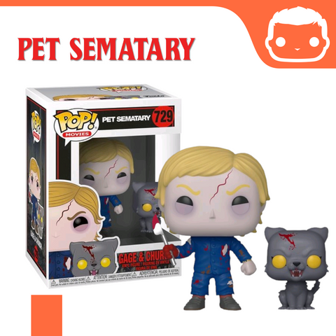 #729 - Pet Sematary - Gage & Church