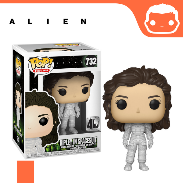 #731 - Alien - Ripley In Spacesuit