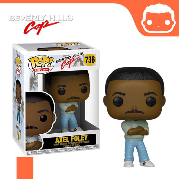 #736 - Beverly Hills Cop - Axel Foley