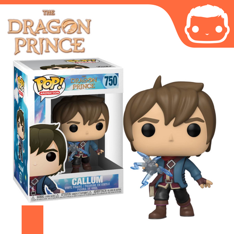 #750 - The Dragon Prince - Callum